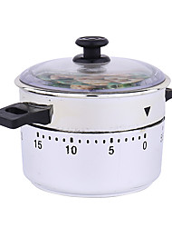 Mechanical New Kitchen Cooking Timer Alarm 60 Minutes