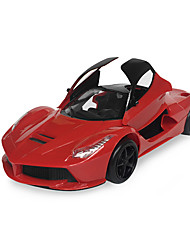 Car Racing 7729 1:12 Brushless Electric RC Car 50km/h 2.4G Red Ready-To-Go Remote Control Car / USB Cable / User Manual