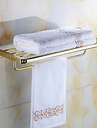Badezimmer Regal / GoldMessing /Modern