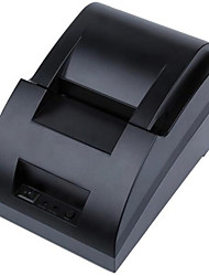 USB термопринтер печати банкнота печати 58мм
