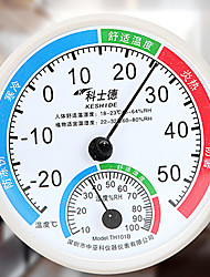 Random color Ming High Household Indoor Temperature And Humidity Meter A Mini temperature Hygrometer Preciseness