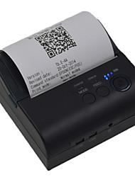 pos-8001ln système multi-mode 80mm portable petit distributeur de billets