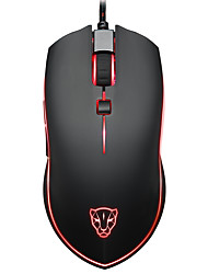 Gaming Mouse USB 4000 Motospeed V40 Dazzle colour backlit