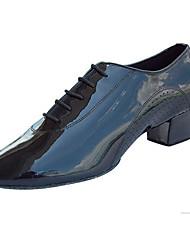 Customizable Men's Latin/Ballroom Dance Shoes Jazz Dance Sneakers Modern Swing Shoes Salsa Flats Sandals Heels Sneakers Low