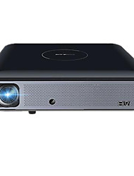 S3 ULTIMATE DLP WXGA (1280x800) Projector,LED 5000 Mini Portable HD Android Wireless 3D DLP Projector
