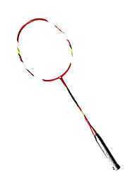 Raquettes de badminton(Rouge,Nylon) -Durable