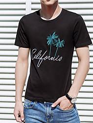 Männer&# 39; s Sommerkleidung koreanische Version der Zustrom von Studenten schlank Flut der japanische Stickerei große Yards