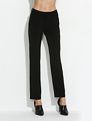 Women's OL Bootcut Pants (Satin)