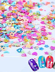 5000pcs Decoración de uñas Las perlas de diamantes de imitación maquillaje cosmético Dise?o de manicura