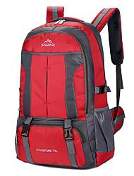 80 L Travel Duffel Rucksack Tourenrucksäcke/Rucksack Camping & Wandern Klettern Fitness Federball Reisen Schnee Sport Laufen Draußen