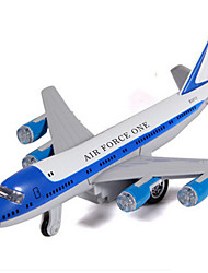 Planes & Helicopters Toys 1:50 Metal Plastic Blue