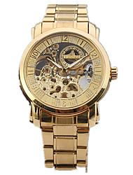 Homens Relógio Esportivo Relógio Elegante Relógio de Moda Relógio de Pulso relógio mecânico Automático - da corda automáticamente