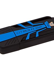 Kingston dtr30g2 16gb usb 3.0 drive flash 100mb / s ler 45mb / s escrever datatraveler impermeável