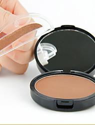 Eyebrow Powder Coloured gloss Long Lasting Waterproof Natural Breathable Brown Auburn Eyes