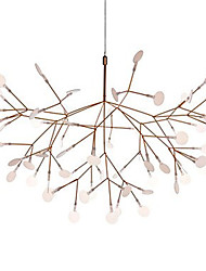 Chandelier ,  Modern/Contemporary Rustic/Lodge Vintage Country Brass Feature for LED MetalLiving Room Bedroom Dining Room Study