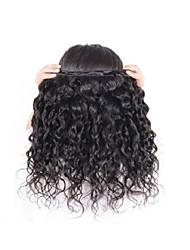 Перуанский Реми волос Пряди натуральных волос Реми Естественные волны Натуральные волосы Реми