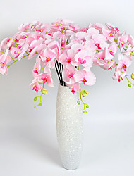 1PCS Artificial Peony Silk Flowers Bouquet Home Wedding Decoration