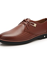 Westland's Men's Oxfords/Business Style/New Arrival/Leather/Comfort/Office Dress/Casual/Black/Brown