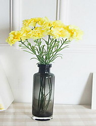 1 Branch Carnations Artificial Flowers (Random color)