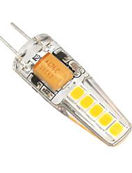 2W G4 Luminárias de LED  Duplo-Pin T 10 SMD 2835 200-230 lm Branco Quente Branco Frio Regulável V 1 pç