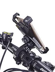 Bike Phone Mount Holder Universal Smart phone Adjustable Cradle Clamp 360 Degrees Rotatable Bicycle Handlebar Motorcycle Rack for 3.5-6.5 inch