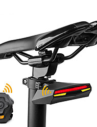 Intelligent Mountain Bike Taillight Wireless Remote Control Laser Lights Night Ride A Warning Light The Wireless Remote Control