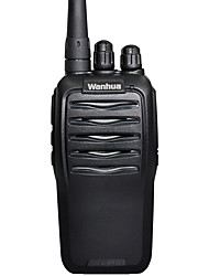 Wanhua wh68 profissional walkie-talkie 403-470mhz 5W UHF wireless civil comercial