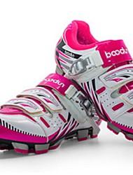 BODUN/SIDEBIKE® J060952 Cycling Shoes Women's Anti-Slip Breathable Ultra Light (UL) Wearable Mountain Bike Road Bike PU EVA Cycling