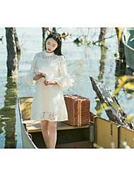 знак полки не менее 63 юаней 2017 весной новые кружева труба рукава стропа комплект