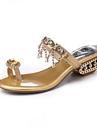 New female sandals Bohemia peep-toe flat sandals with female female flat shoes Rose Gold