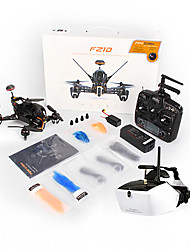 Drone Walkera 6CH 3 Axis 5.8G With HD Camera RC Quadcopter Control The Camera With CameraRC Quadcopter Camera Remote