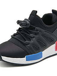 Athletic Shoes Spring Summer Fall Winter Comfort Light Soles Fabric Outdoor Athletic Casual Low Heel Gore Black Pink Red Gray Running