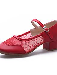 Sapatos de DançaFeminino-Não Personalizável-Latina