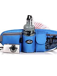 Shoulder Bag Belt Pouch/Belt Bag Bottle Carrier Belt Hydration Pack & Water Bladder Chest Bag forClimbing Cycling/Bike Camping & Hiking