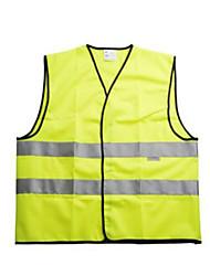 3m reflexiva colete de segurança Vestuário de sinalização colete ciclismo noite m