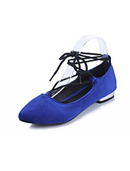 Women's Flats Spring Summer Fall Winter Comfort Novelty PU Leatherette Wedding Office & Career Party & Evening Dress Stiletto Heel Others
