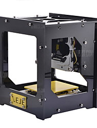 NEJE 300mW Laser Engraver Machine - YELLOW AND BLACK