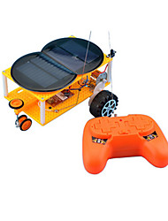 Toys For Boys Discovery Toys Solar Powered Toys Car Plastic Orange