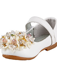 Flats Spring Fall Comfort Flower Girl Shoes Leatherette Wedding Outdoor Office & Career Party & Evening Dress Casual Flat HeelOthers