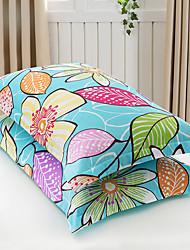 Floral Duvet Cover Sets 2 Piece Cotton Poly/Cotton Pattern Reactive Print Cotton Poly/Cotton Full Queen 2pcs Shams