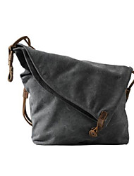 Women Bags All Seasons Canvas Shoulder Bag with for Outdoor Blushing Pink Gray