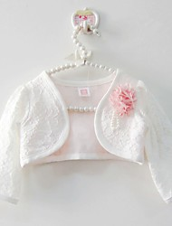 Baby Party Embroidered Suit & Blazer,Cotton Nylon Spring Fall-