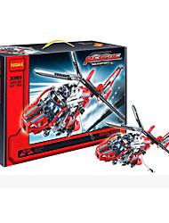 Bausteine Für Geschenk Bausteine Model & Building Toy Helikopter Plastik 2 bis 4 Jahre 5 bis 7 Jahre 8 bis 13 Jahre 14 Jahre & mehr Rot