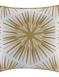1 pcs Modern Geometric Decorative Cotton Pillow Cover 18*18 Inch