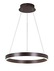Lampe suspendue ,  Contemporain Fileté Fonctionnalité for LED Designers MétalSalle de séjour Chambre à coucher Salle à manger