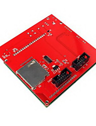 ramps1.4 placa do controlador inteligente lcd pcb