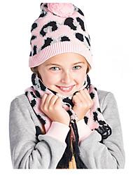 Девочки Шарфы,Зима,Органическийхлопок