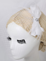 Wedding Veil One-tier Blusher Veils Net