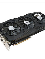 MSI Video Graphics Card GTX1060 GTX 1060 6G DUKE 1594-1809MHz/8108MHz6GB/192 бит GDDR5