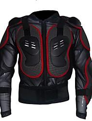 Unisex Long Sleeves Bike Jersey Anatomic Design Nylon PVC Spring Summer Winter Fall/Autumn Cycling/Bike Motobike/Motorbike Black Black/Red